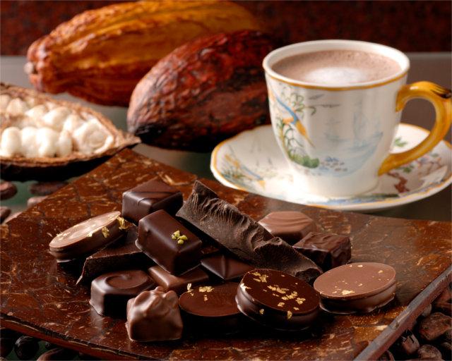 ショコラで得られる幸福感