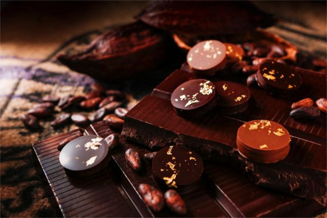 企業ロゴのショコラのオーダーを承る【ショコラティエ パレ ド オール】